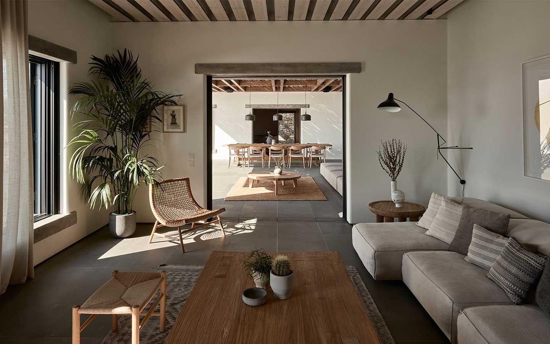 casa stile naturale