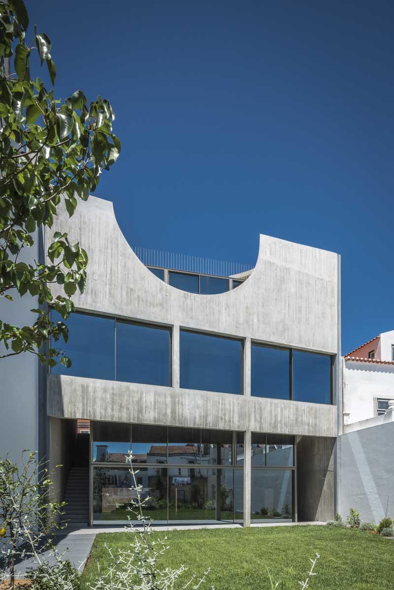 La Casa Na Estrela - arch Aries Mateus