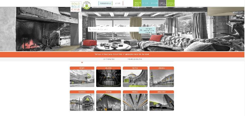 portale real estate Solobellecase.it