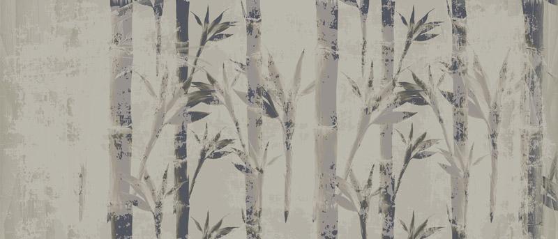 carta parati in fibra di vetro Pura© Aqua di Pixie