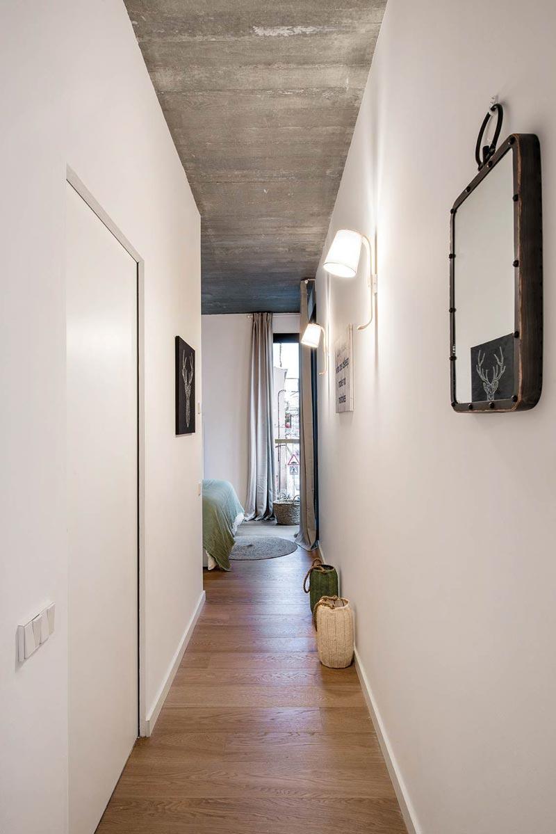 Un Appartamento Di 50 Mq Con Tante Idee Da Copiare Per La