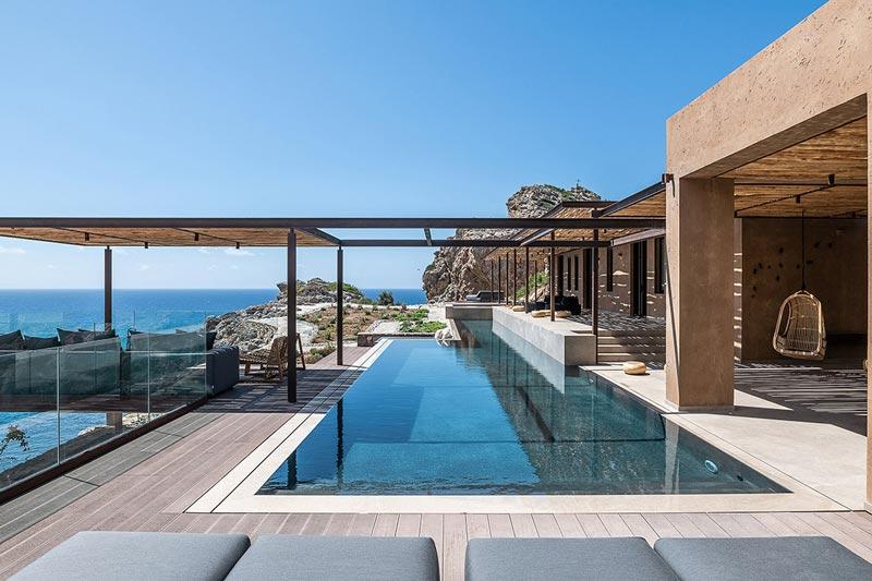 villa in affitto a Creta