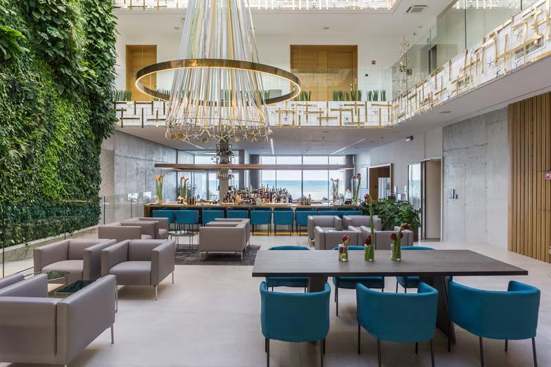 Green Bar al Posia Luxury Retreat