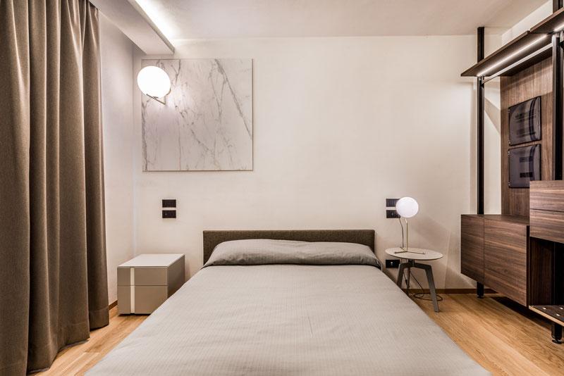 camera matrimoniale Hotel Miramonti di Forte dei Marmi