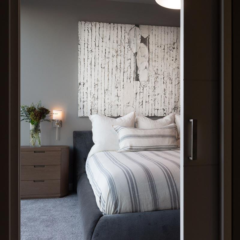 camera da letto per gli ospiti