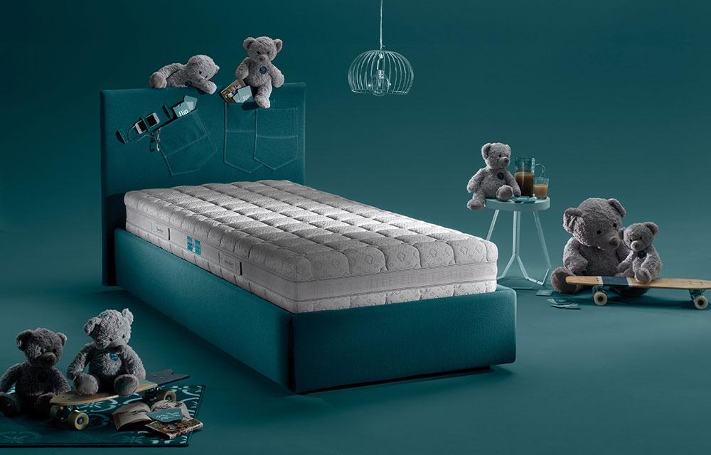 materasso per letto singolo