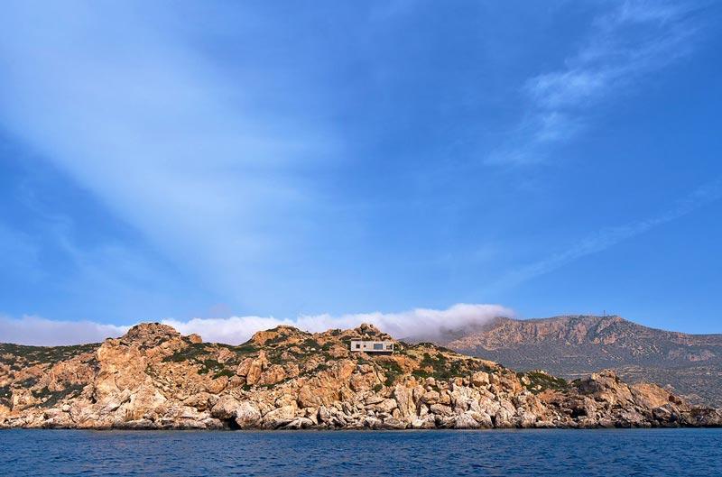 casa estiva Patio House a Karpathos