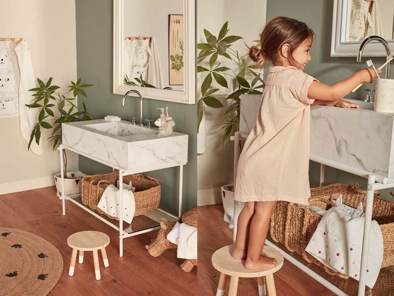 accessori bagno per bambini