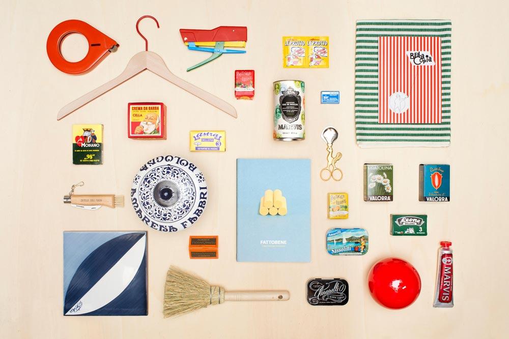 composizione di oggetti