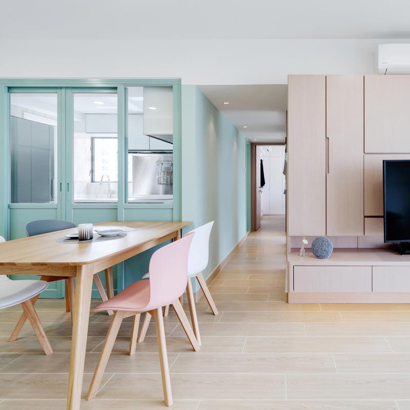 progetto di interior design vincitore del premio A'Design Award 2019