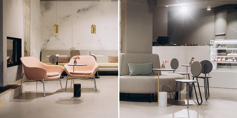 progetto caffetteria premiato al concorso A' Design Award 2019