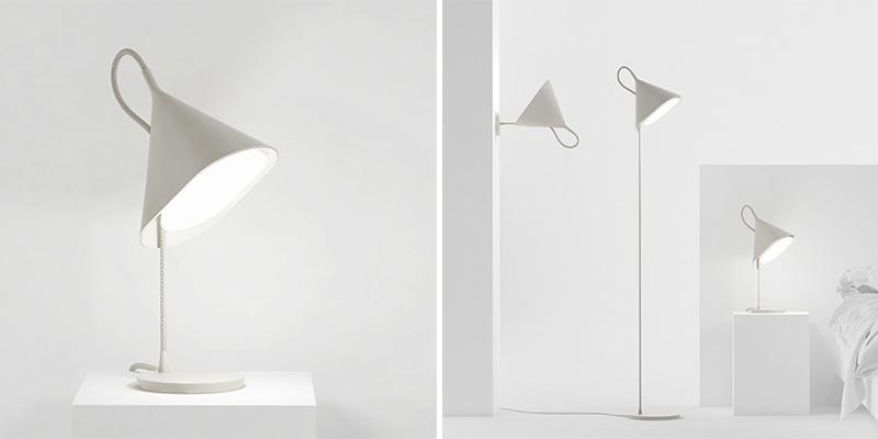 lampada premiata al concorso A' Design Award 2019