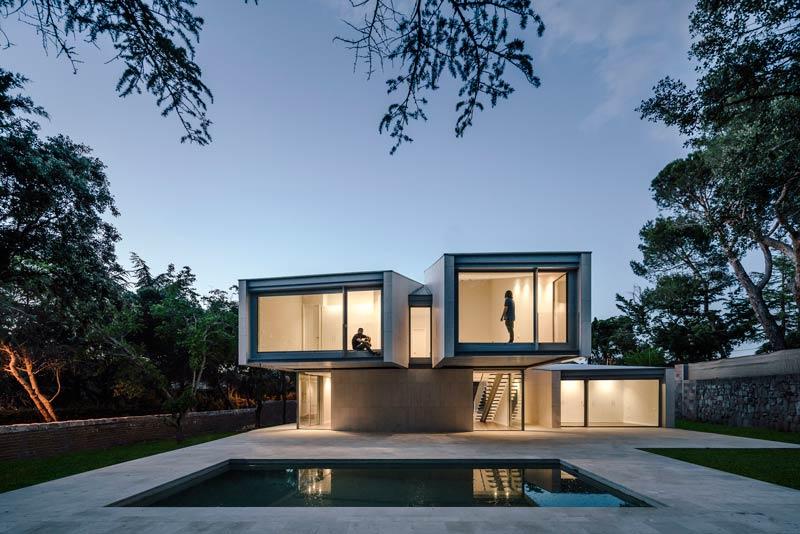 progetto architettura premiato al concorso A' Design Award 2019