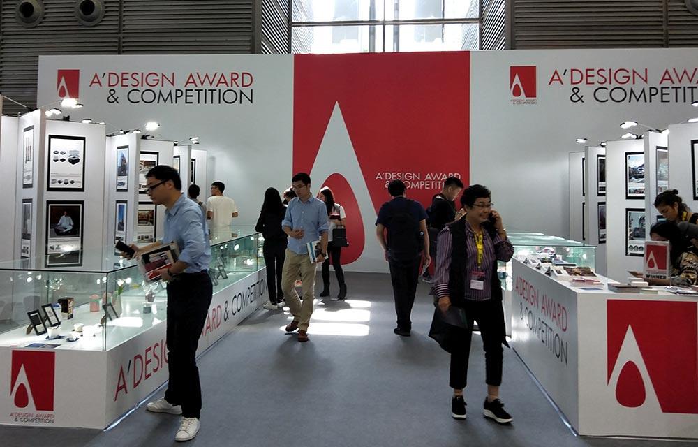 mostra progetti premiati A' Design Award