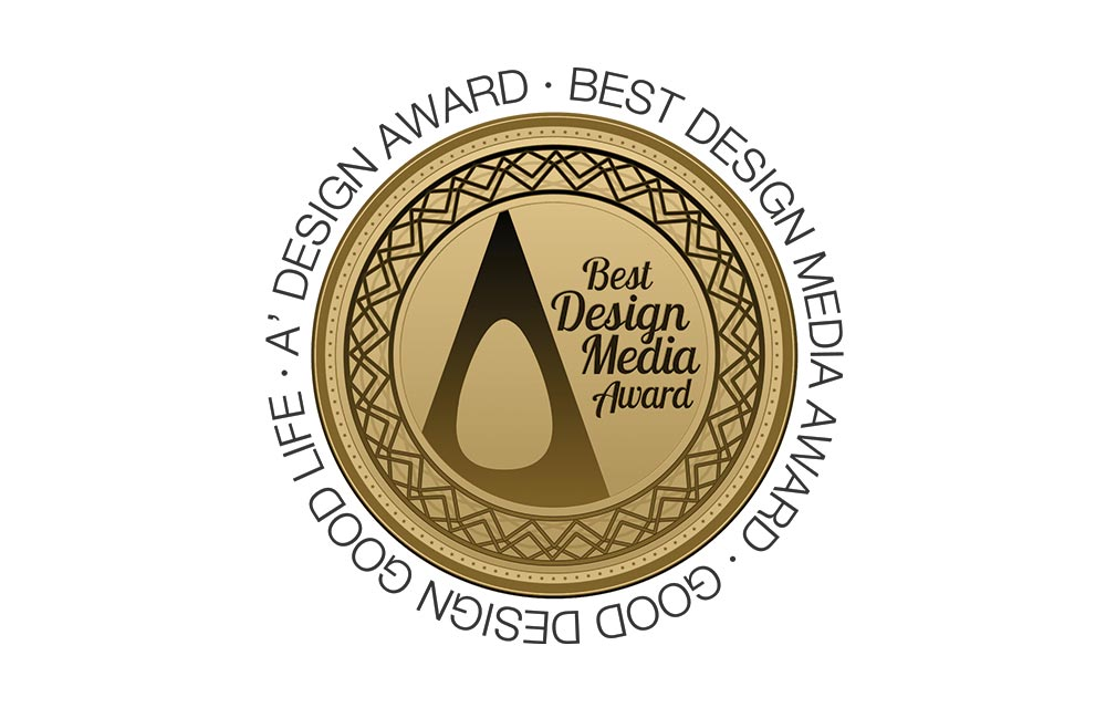 premio Best Design Media Award
