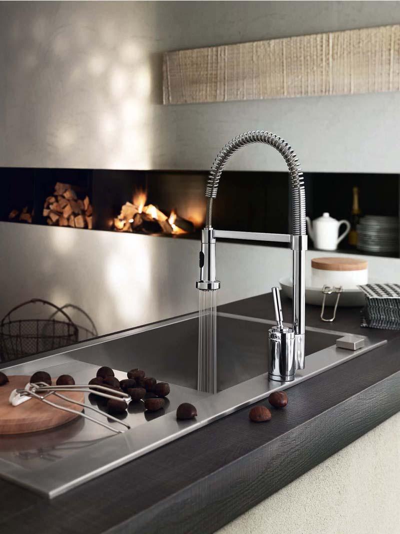 Rubinetteria per la cucina: come sceglierla   Dettagli Home ...