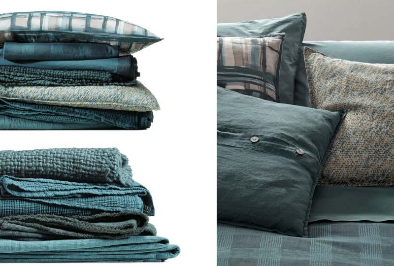 tessile letto per l'autunno inverno