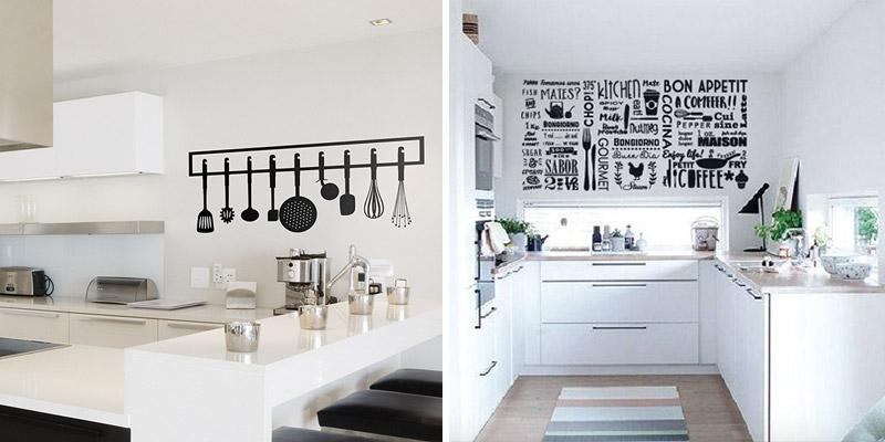 Stickers Per La Cucina Dettagli Home Decor