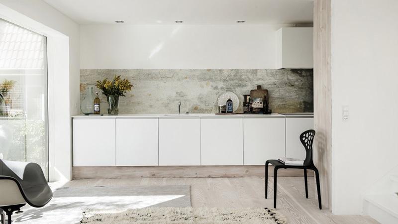 10 bellissimi rivestimenti per le pareti della cucina ...