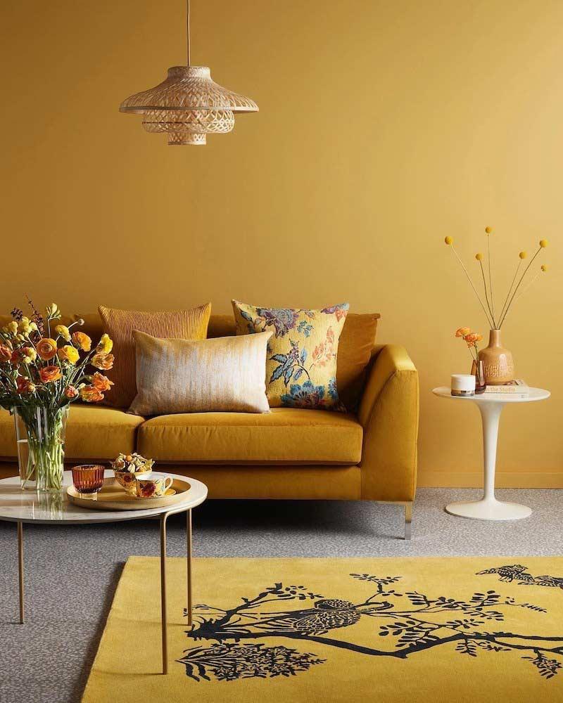 Dipingere Le Porte Di Casa autunno: 8 colori per dipingere le pareti di casa | dettagli