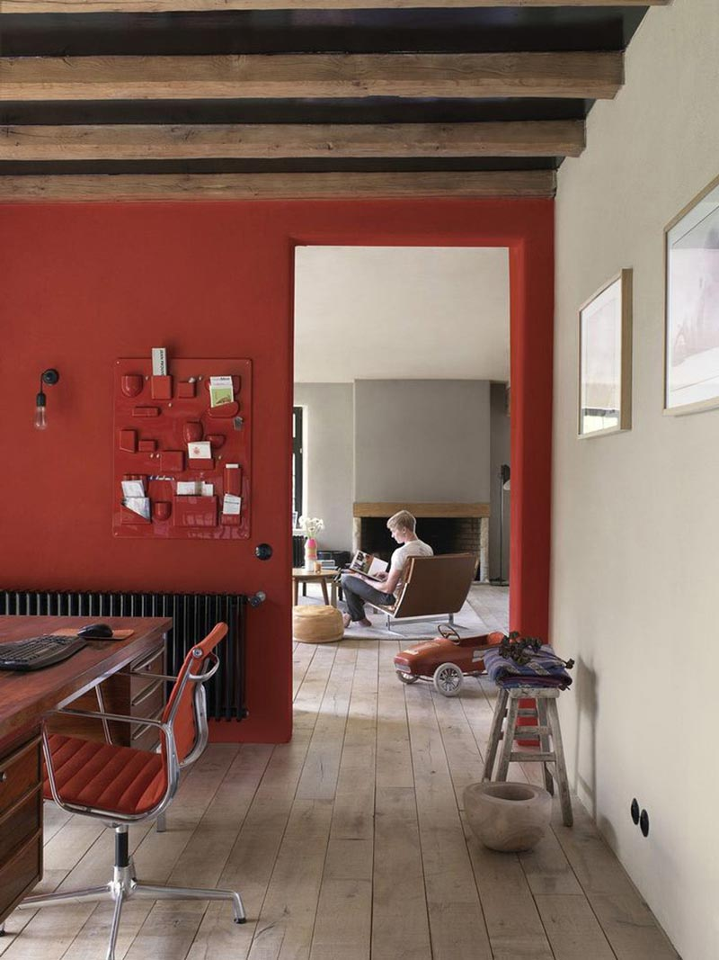 Pareti Di Casa Colori autunno: 8 colori per dipingere le pareti di casa | dettagli