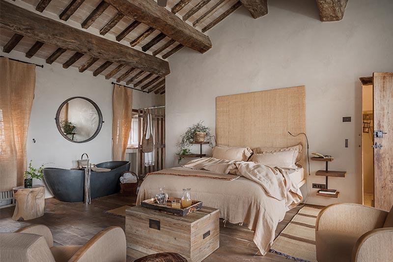 Vasca Da Bagno In Camera Da Letto Dettagli Home Decor