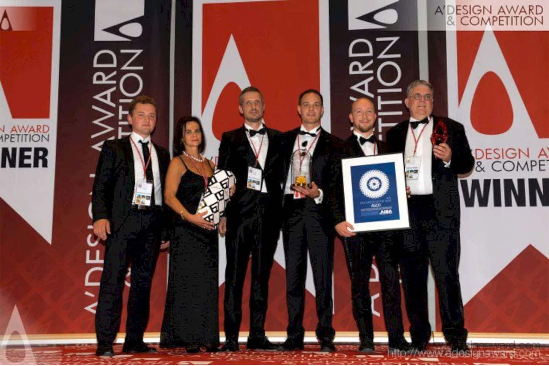 premiazione A' Design Award