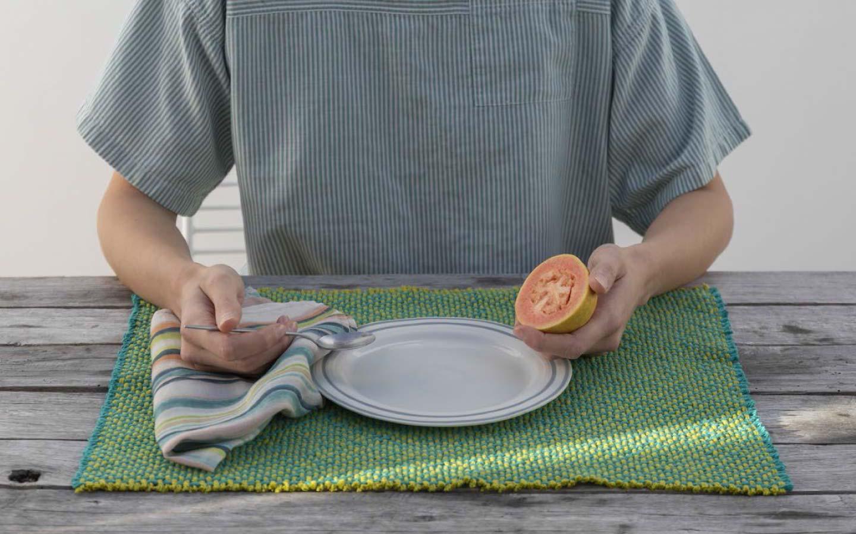 tovaglietta americana per la tavola estiva