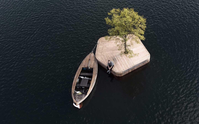 CPH-01 isola in legno