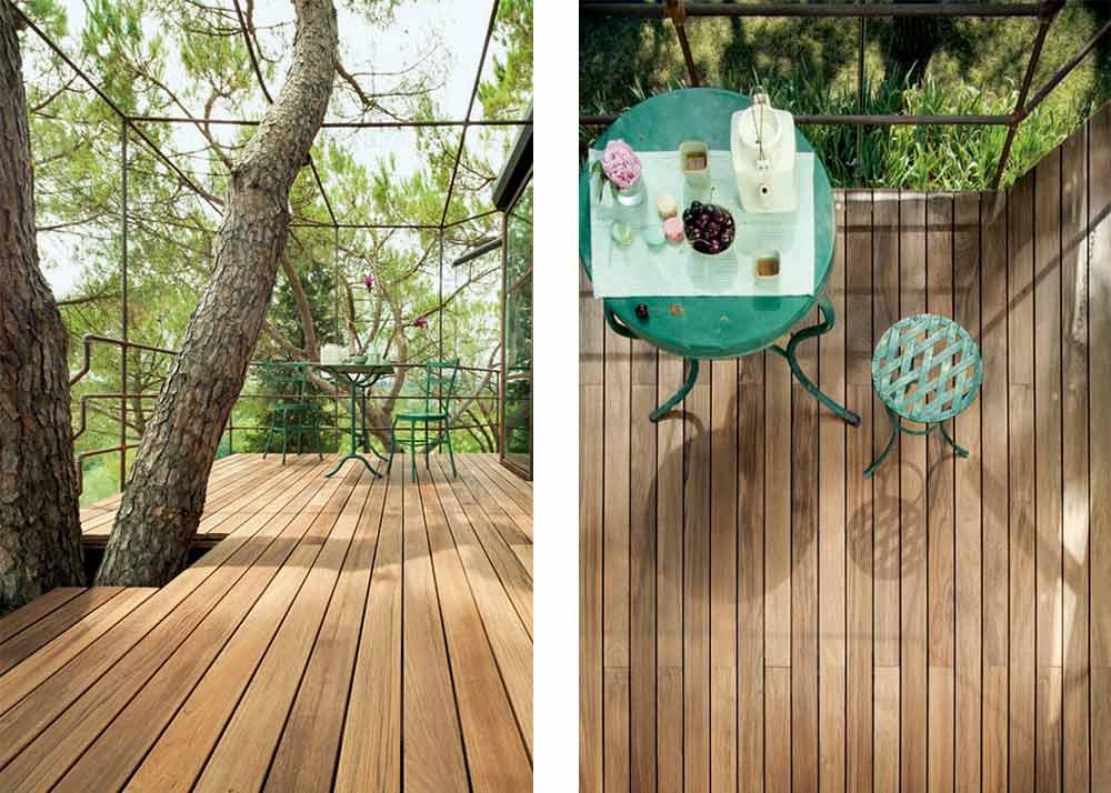 parquet in tek outdoor
