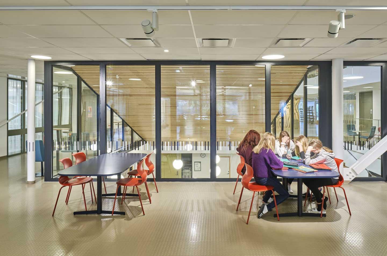 Architettura E Design architettura e design, così la scuola diventa immersiva