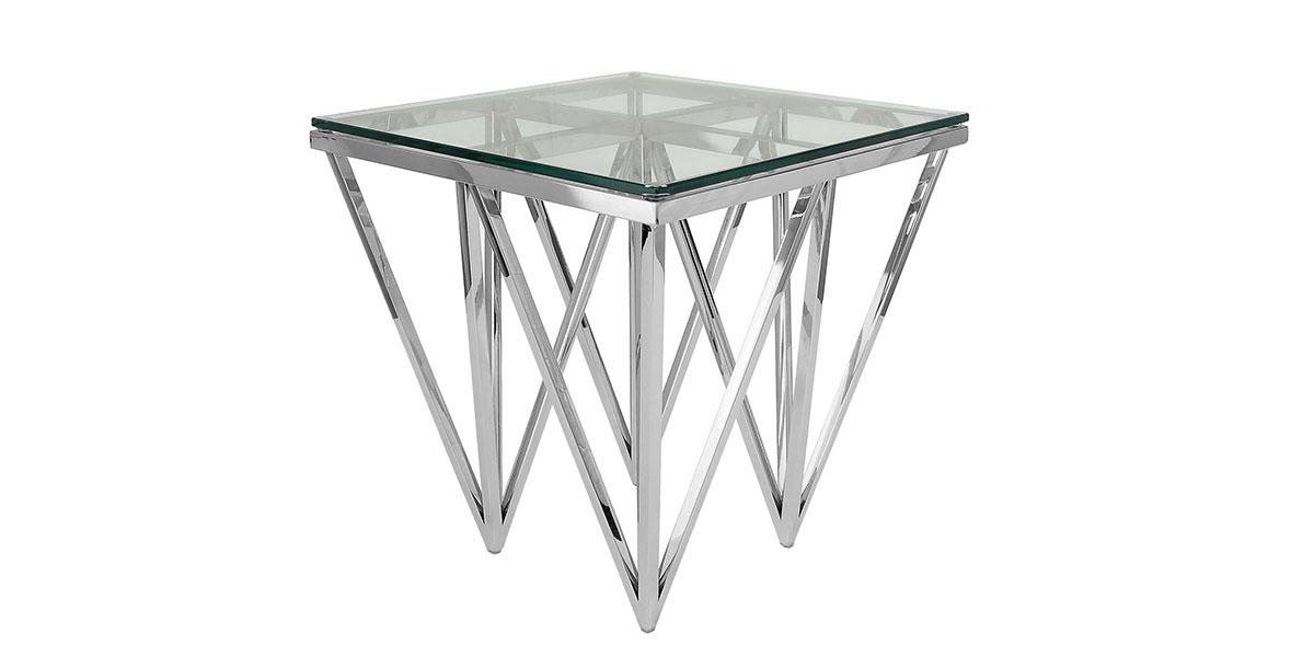 tavolino moderno quadrato