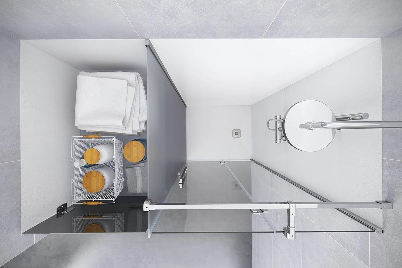 Idee Per Ristrutturare Il Bagno 6 idee per rendere il tuo bagno più grande | dettagli home decor