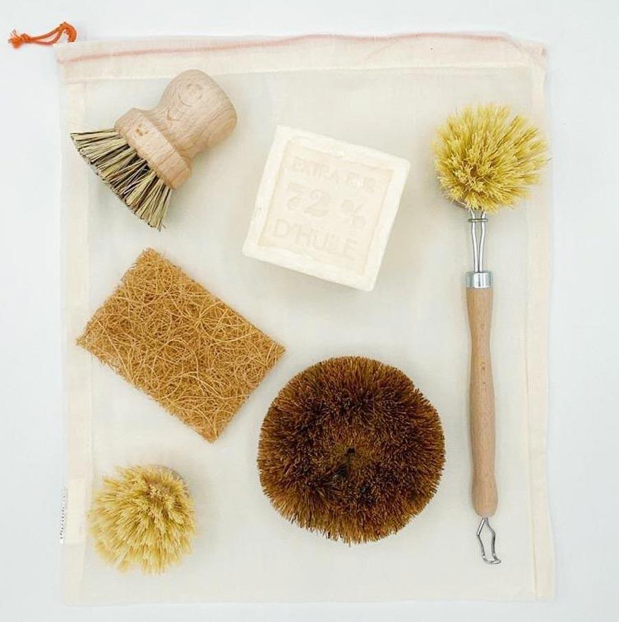 prodotti ecologici per il lavaggio delle stoviglie