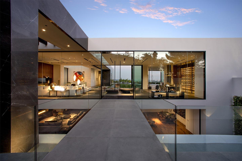 villa lussuosa a Los Angeles
