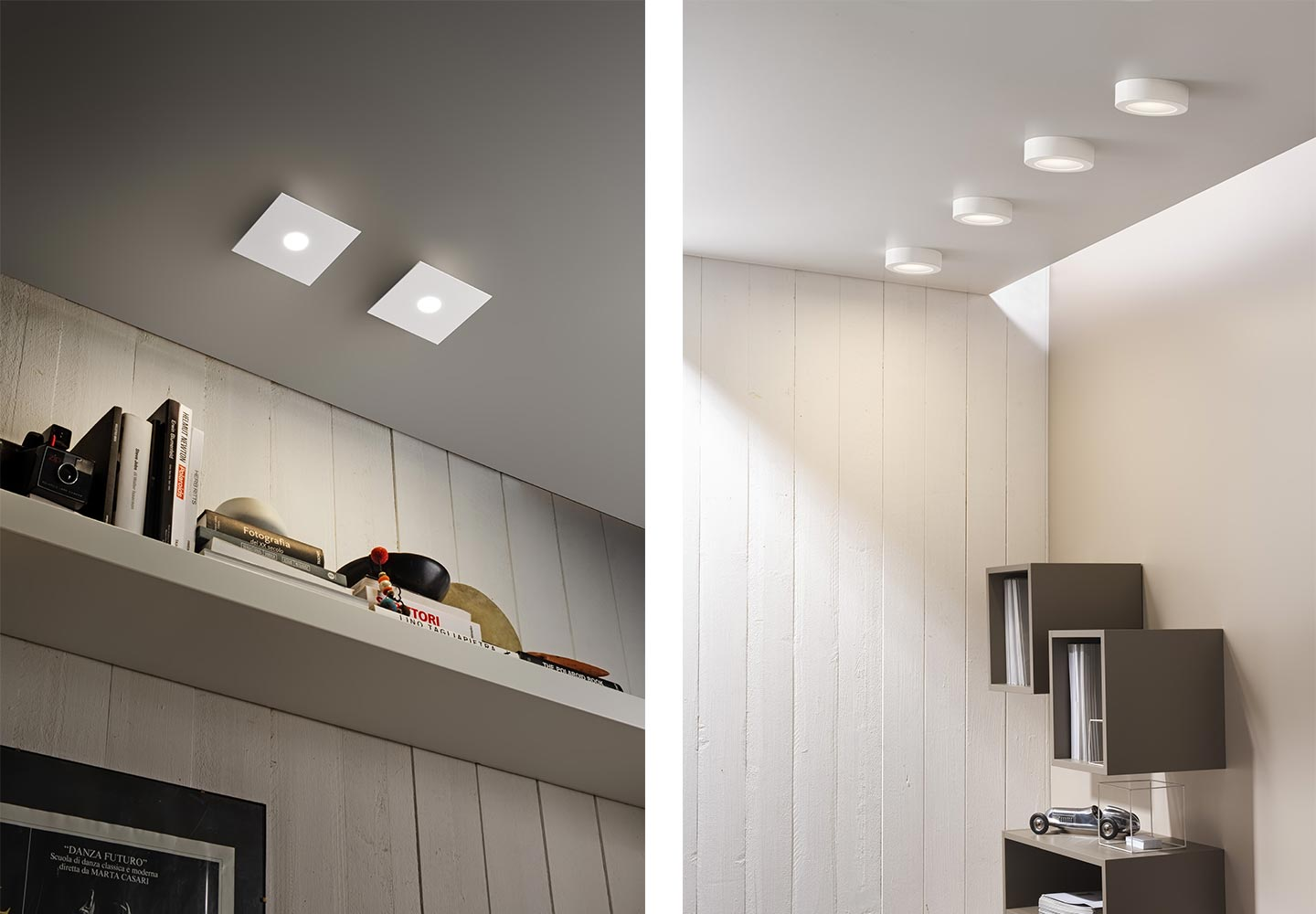 plafoniere moderne a soffitto