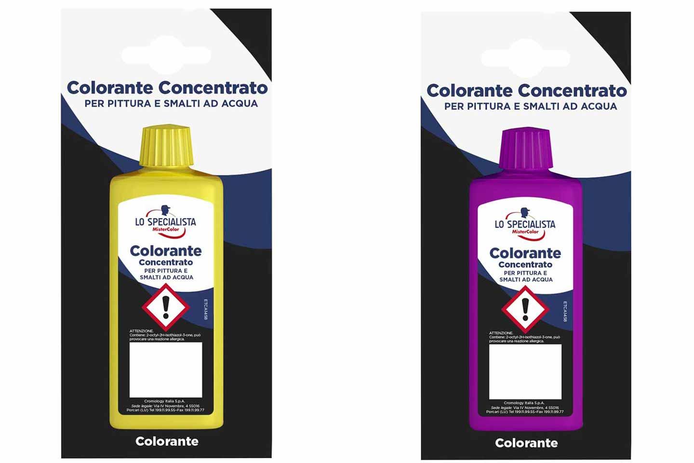 colorante concentrato