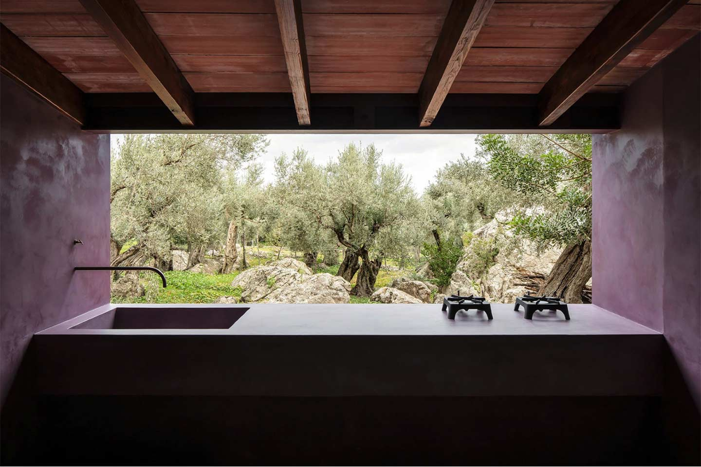 The Olive Houses