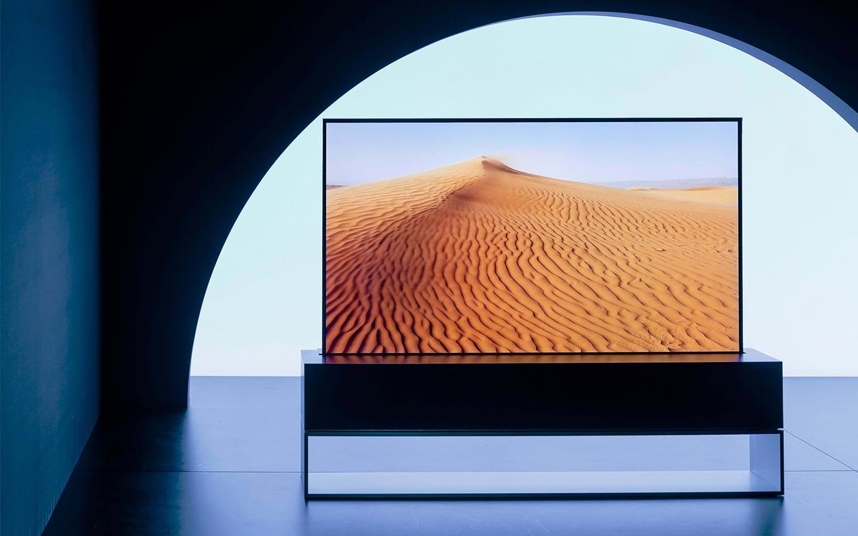 TV LG progettato da Foster + Partners