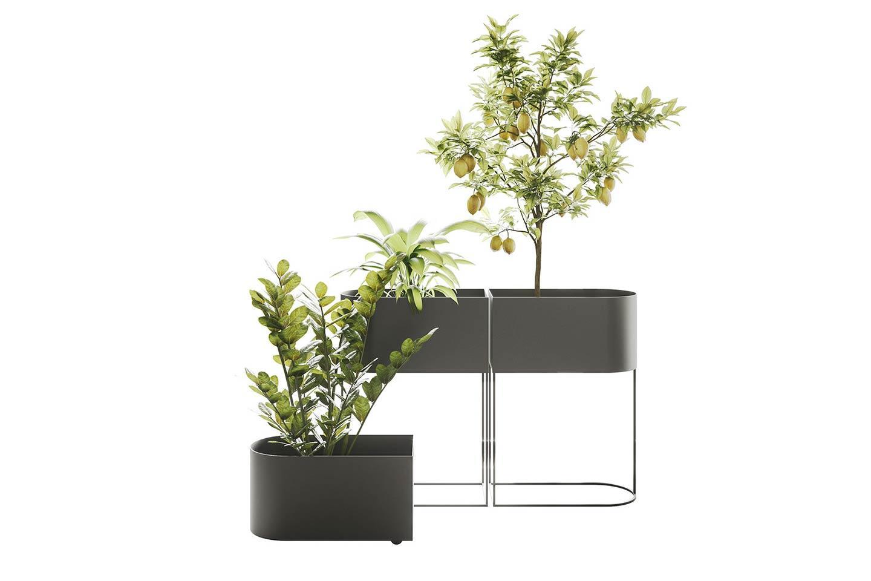 fiorire in metallo per la casa