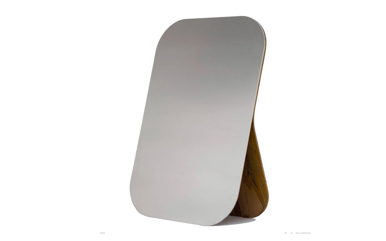 specchio da tavolo minimalista