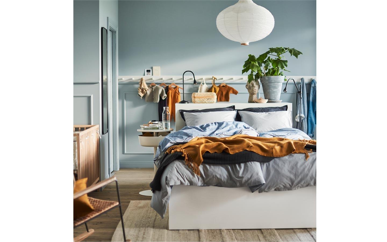 camera da letto IKEA 2021