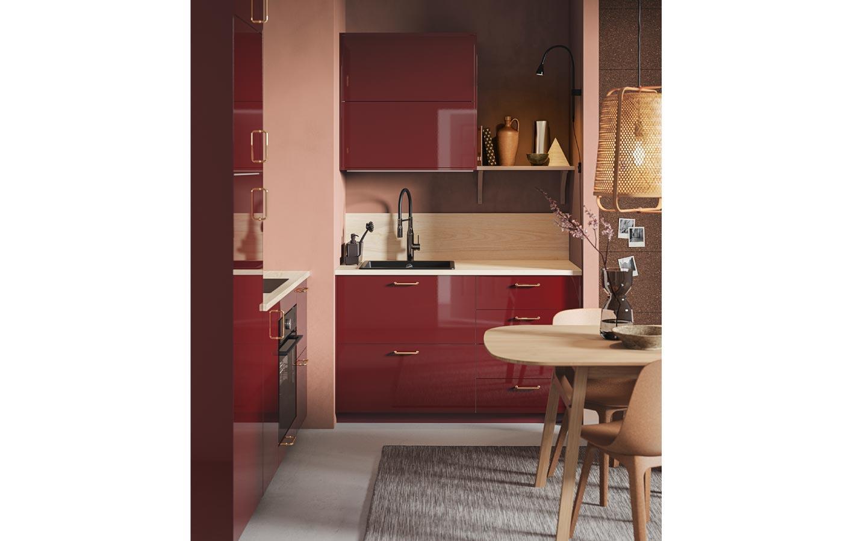 cucina piccola IKEA