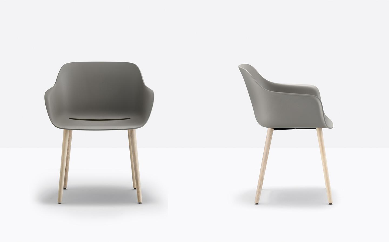 sedia dal design sostenibile