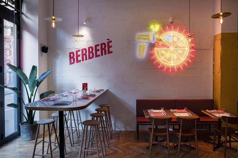 Berberè Colonne a Milano