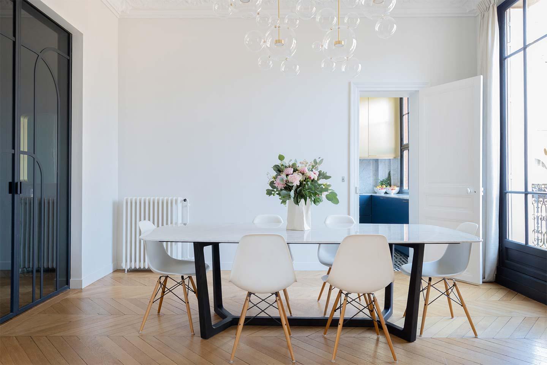 appartamento ristrutturato da Charlotte Féquet
