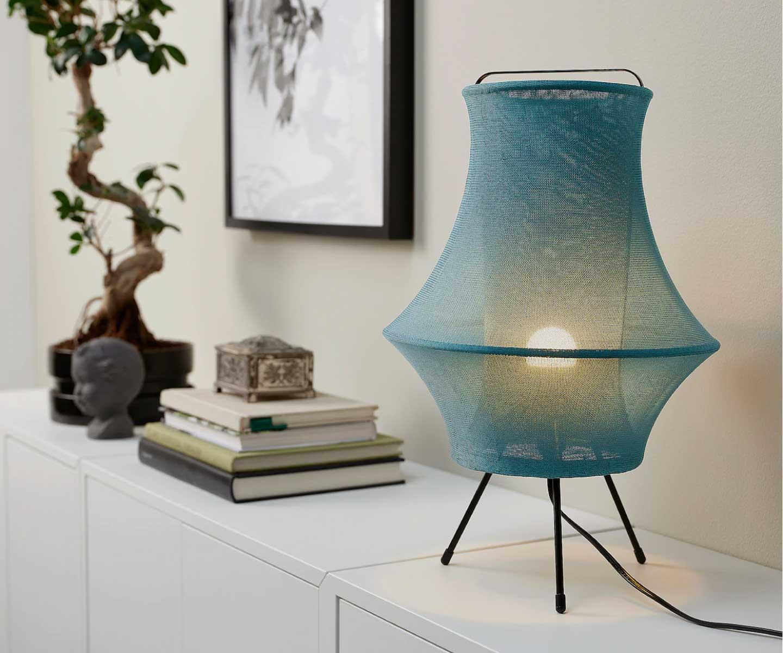 lampada da tavolo FYXNÄS di Ikea