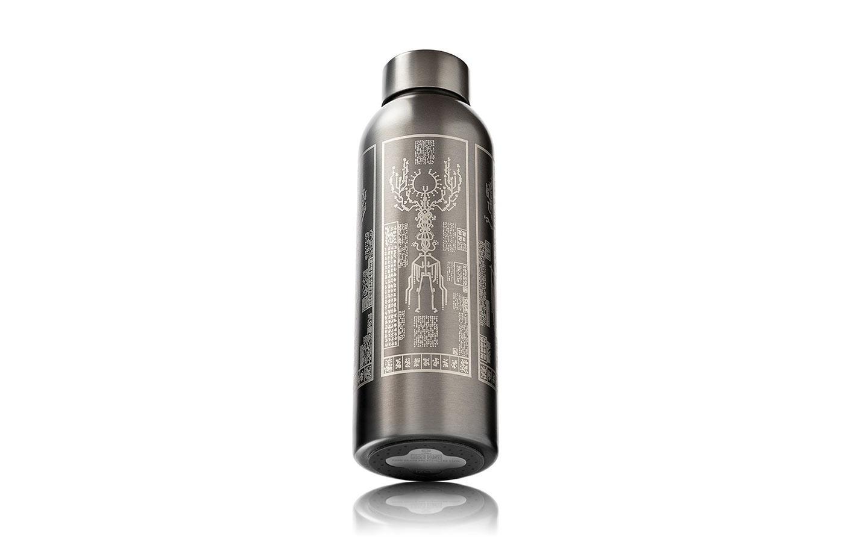 bottiglia in acciaio riutilizzabile