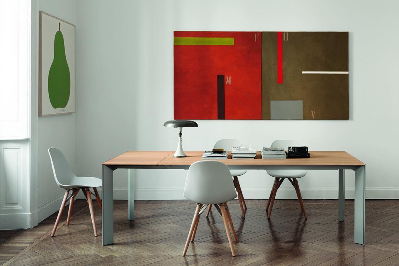 sedie design scandinavo Bontempi