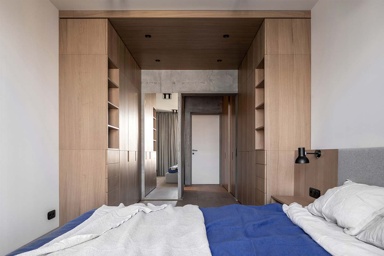 Zarichnyy Apartment by studio FILD